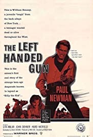 The Left Handed Gun (1958) Poster - Movie Forum, Cast, Reviews