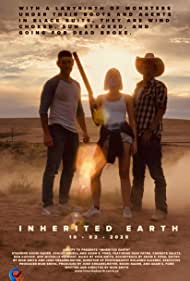 Ashley Deuell, Bodhi Rader, and Adam S. Ford in Inherited Earth (2020)