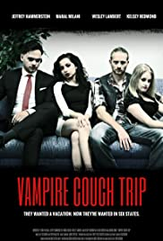 Vampire Couch Trip Poster
