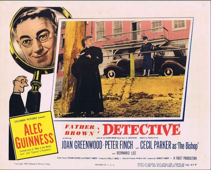 The Detective (1954)