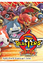 Yo-kai Watch Blasters: Red Cat Corps Poster
