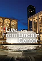 Live From Lincoln Center