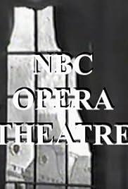 NBC Television Opera Theatre Poster