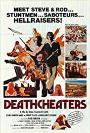 Deathcheaters(1976) Poster - Movie Forum, Cast, Reviews
