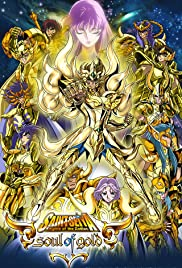 Saint Seiya: Soul of Gold Poster
