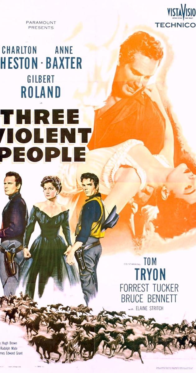 Subtitle of Three Violent People