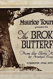 The Broken Butterfly Poster