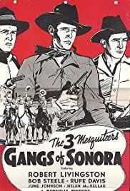 Gangs of Sonora Poster