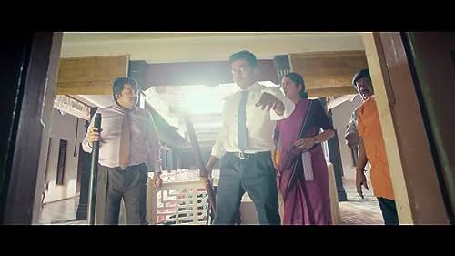 Thaanaa Serndha Koottam Telugu Teaser