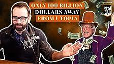 Solo 100 mil millones de dólares lejos de la utopía