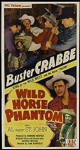 Watch you tube movies Wild Horse Phantom by Sam Newfield [360p]