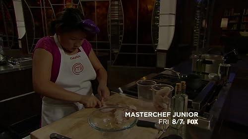 Masterchef Junior: Finale Part 1