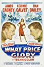 What Price Glory (1952) Poster