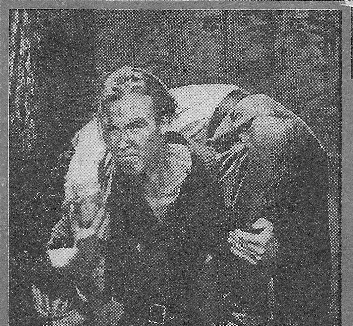 Wayne Morris in Valley of the Giants (1938)