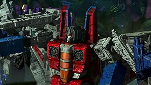 Transformers: War For Cybertron: Kingdom (French Trailer 1 Subtitled)