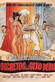 Los secretos del sexo débil Poster