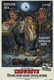 Matthew Kennedy, Adam Brooks, and Conor Sweeney in Chowboys: An American Folktale (2018)