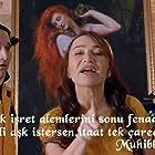 Demet Akbag, Ihsan Ceylan, and Hakan Eke in 9 Kere Leyla (2020)