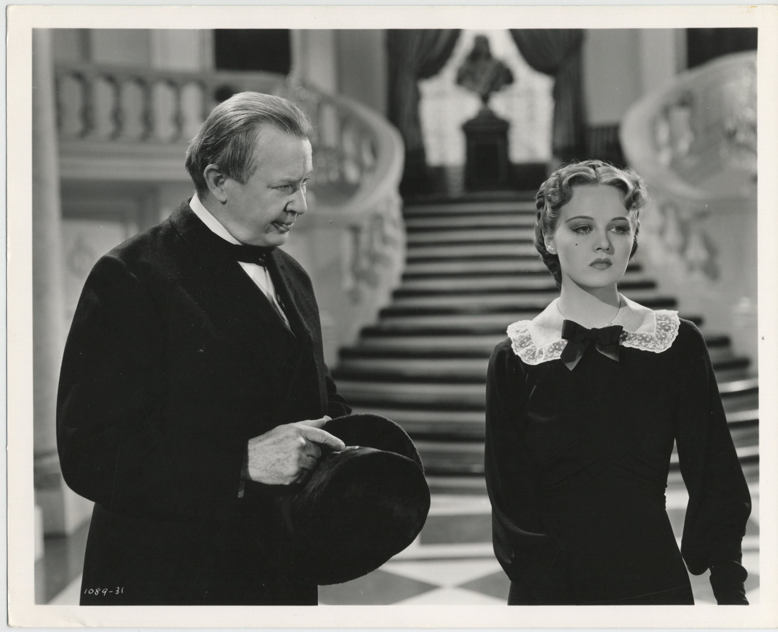 Charles Coburn and Helen Gilbert in Florian (1940)