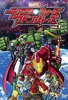 Marvel Disk Wars: The Avengers
