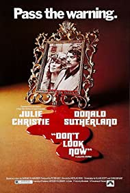 Don't Look Now Poster - Movie Forum, Cast, Reviews