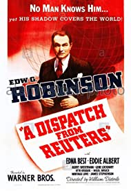 Edward G. Robinson in A Dispatch from Reuters (1940)