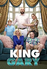King Gary Poster