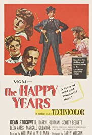 The Happy Years Poster