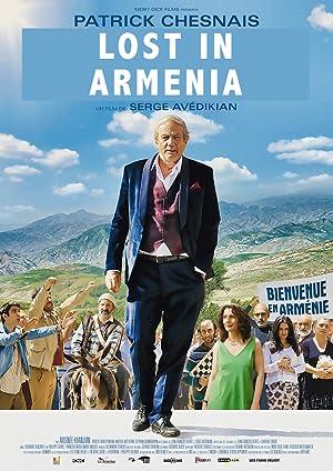 Where to stream Lost in Armenia