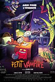 Little Vampire (2020) HDRip english Full Movie Watch Online Free