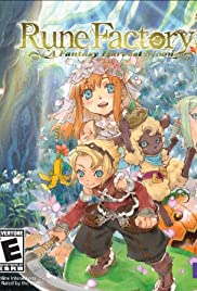 Rune Factory 3: A Fantasy Harvest Moon Poster