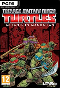 Teenage Mutant Ninja Turtles: Mutants in Manhattan full movie hindi download