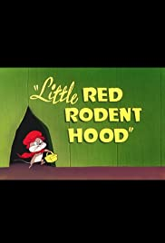 Little Red Rodent Hood Poster
