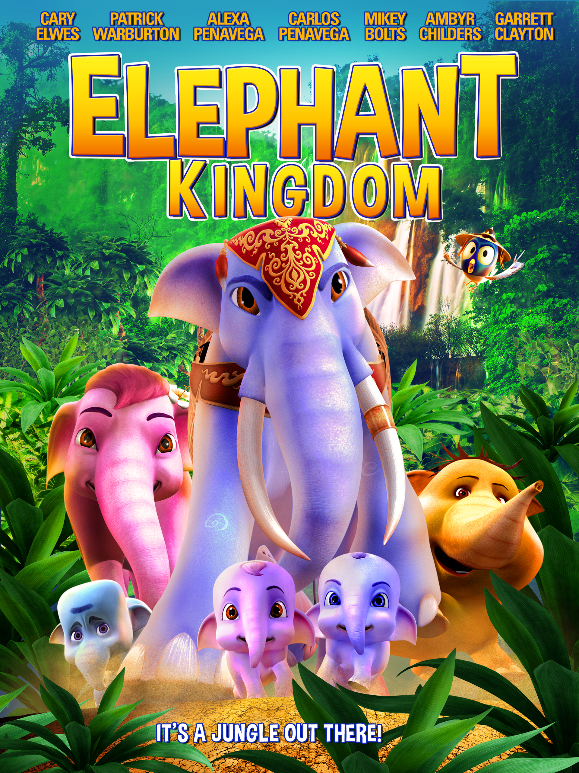 Image result for Elephant Kingdom 2016