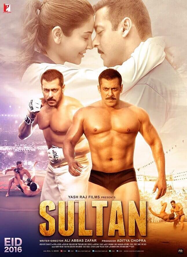 Sultan (2016) Hindi 720p Blu-Ray x265 AAC 1GB