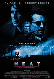 Heat (1995) Poster - Movie Forum, Cast, Reviews