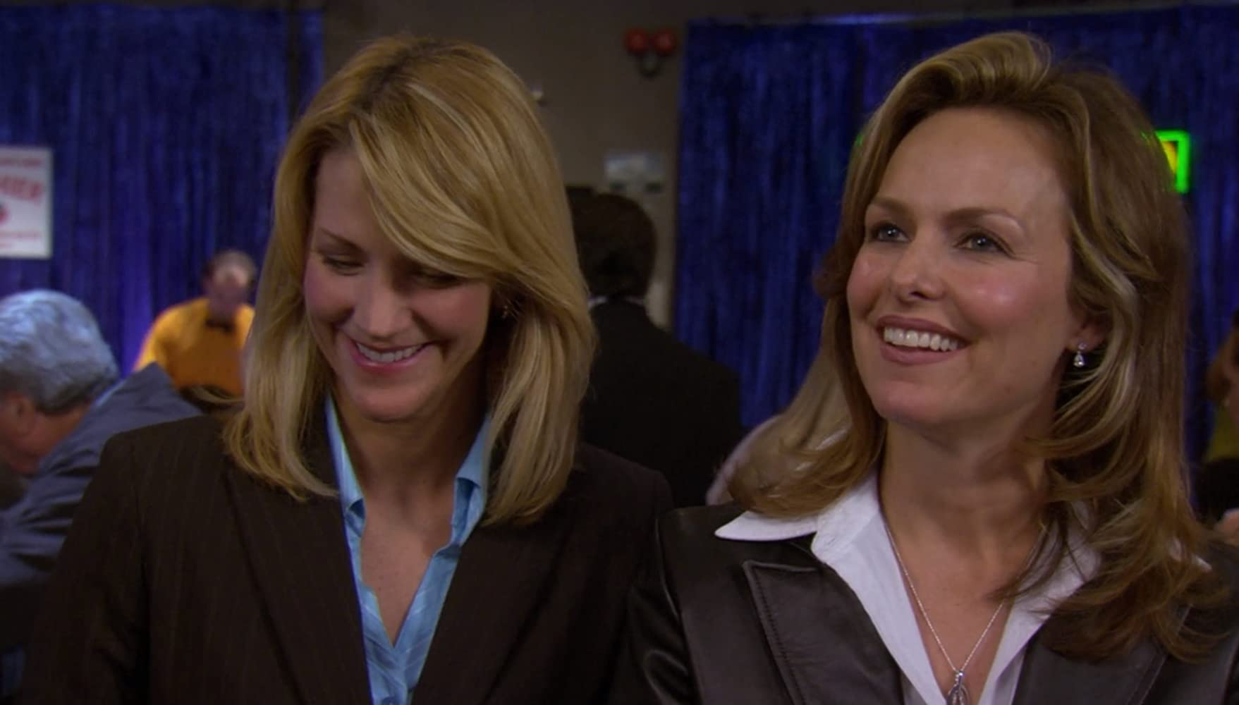 Nancy Carell role in the office