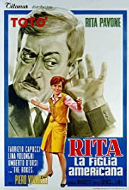 Rita, la figlia americana Poster
