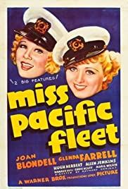 Miss Pacific Fleet Poster