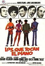 Primary image for Los que tocan el piano