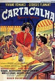 Cartacalha, reine des gitans Poster