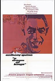 Anthony Quinn, Sam Levene, Irene Papas, and Inger Stevens in A Dream of Kings (1969)
