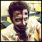 Kyle Penington in a still from Peace love and Zombies