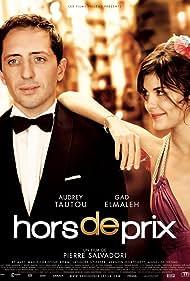 Gad Elmaleh and Audrey Tautou in Hors de prix (2006)