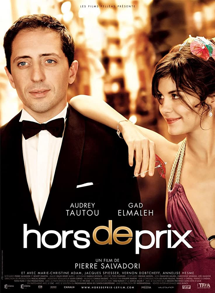 Gad Elmaleh and Audrey Tautou in Hors de prix (2006)