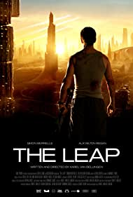 Simon Merrells in The Leap (2015)