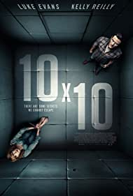 Kelly Reilly and Luke Evans in 10x10 (2018)
