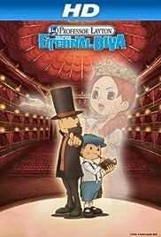 Professor Layton and the Eternal Diva Poster
