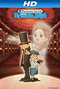 Primary photo for Professor Layton and the Eternal Diva