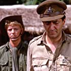 David Bowie and Tom Conti in Merry Christmas Mr. Lawrence (1983)